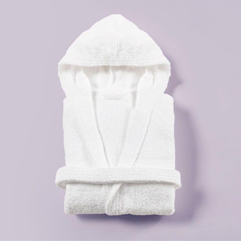 L//XL e XXL Accappatoio da Uomo 100/% Pile Asciugamano Perfetto per la Palestra Spa Vacanza Albergo Taglie M//L
